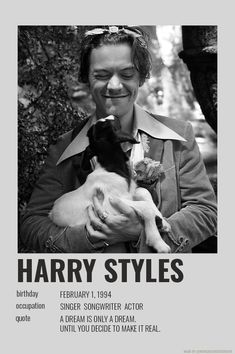 Harry Styles Songs, Harry Styles Poster, Harry Edward Styles, Room Posters, Poster Wall, Music Posters, Harry Styles Birthday, Actor Quotes, Harry Styles Wallpaper