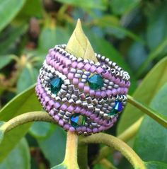 ---------- ----------- Conny Pearl Paradise: Serpentine Ring