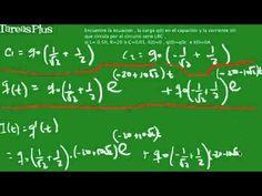 solución Ecuación Diferencial circuito LRC parte 2