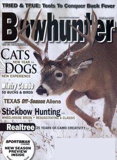 Bowhunter Magazine Subscription