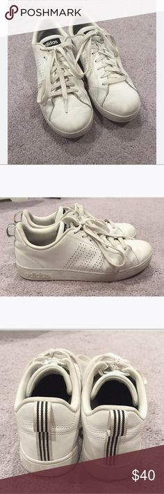 White Stan Smith Adidas Sneakers White Adidas. Good condition! Shoes Sneakers