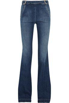 Stella McCartney High-rise flared jeans | NET-A-PORTER