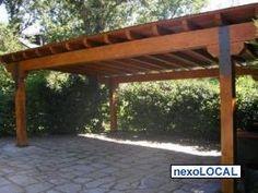 Cobertizos de Madera: Cobertizos pergolas y quinchos maderas finas.