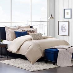 Whittier Comforter Set With Bed Skirt | Gifts for You and Me Hampton Hill http://www.amazon.com/dp/B014LTSNI6/ref=cm_sw_r_pi_dp_wO48vb0E5N2SV