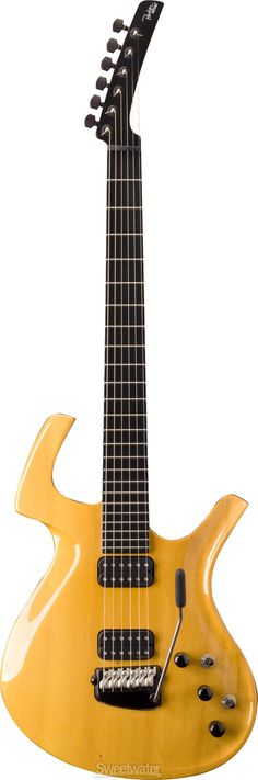 Parker Fly - so space age. If George Jetson played guitar he'd play a Parker Fly.