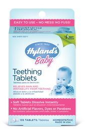 Hyland's Baby Teething Tablets $11.79 - from Well.ca