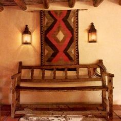 Inexpensive Area Rugs Navajo weaving on wall