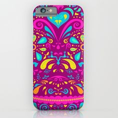 design for phone case, iphone, monkey skull, calaverita, bright colors Bright Colors, Ipod, Monkey, Illustration Art, Iphone Cases, Skull, Art Prints, Fun, Stuff To Buy