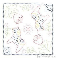 [ P r o d u c t . D e t a i l s ] * Language: Japanese * Condition: brand new * Contents: sashiko place mat kit * difficulty level: beginner [ F i n i s h e d . D i m e n s i o n s ] 34cm × 34cm / 13.3 × 13.3  - --- -- ♥ What you will receive ♥ - -- - -- The kit includes: * pre-printed sashiko cloth fabric * sashiko threads * sashiko needle * japanese instruction  ++ note ++ * embroidery hoop is not included.   - -- - -- - -- - -- - -- - -- - -- [ S h i p p i n g ] Ship Worldwide from Ja...