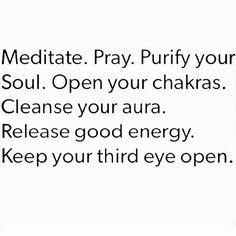 ✌️❤️ #meditate #pray #soul #chakra #aura #spiritual #thirdeye #goodvibesonly #universe #energy #quoteoftheday #quote #quotes #instaquote #lawofattraction #cleanse #mercuryretrograde #life #love #happiness    #Regram via @jennmarie.1111