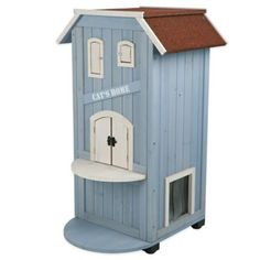 Trixie Pet Products 3-Story Cat House - BedBathandBeyond.com