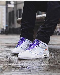 huge discount 79975 09db1 Off White x Nike Air Jordan 1