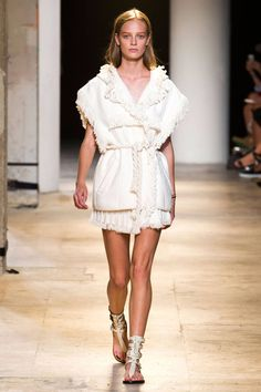 See the top looks from Isabel Marant.