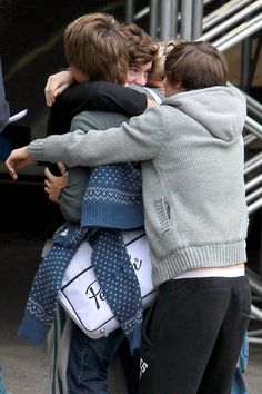 I would love to be part of one of these hugs.