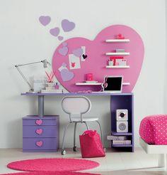 Chambre fille Love