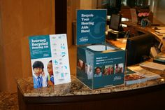 Help the world to hear better by donating a hearing aid during the month of May. The hearing devices will be reconditioned and given to people around the world with hearing loss. Collection boxes are at Palomar Medical Center and Pomerado Hospital throughout May. http://www.palomarhealth.org/media-center/news-story?news=424