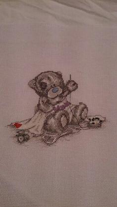 Cross stitch for my mum