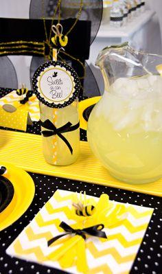 Sweet as can bee! #BirthdayExpress #BumbleBee