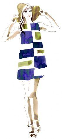 Vogue- Illustration by Sara Singh