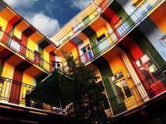 Casa De La Musica Hostel, Budapest, Hostels for Design Lovers