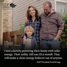 It's hard to believe, but there are still people out there who don't believe in a clean energy future.   Perhaps this will make a believer out of them?