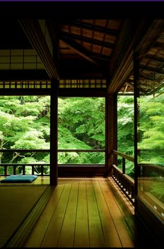 Rurikouin temple, Kyoto.  I could spend all day looking at this incredible, peaceful photograph.