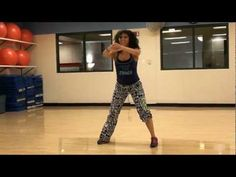 *NEW* Zumba- Abusadora with Stephani Carter ok this girl has it. Gotta learn this one too