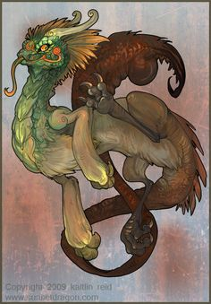 It is one of the random sketches I did back then as an example for pen-sketch commission and I thought it looks nice enough to post it. I was just playing with the thought of drawing tengu. Mythical Creatures List, Magical Creatures, Types Of Dragons, Cool Dragons, Pen Sketch, Sketches, Avatar World, Sea Serpent, Dragon Artwork