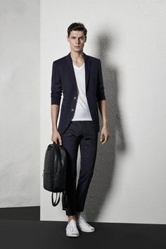 Classic summer ensemble from Reiss