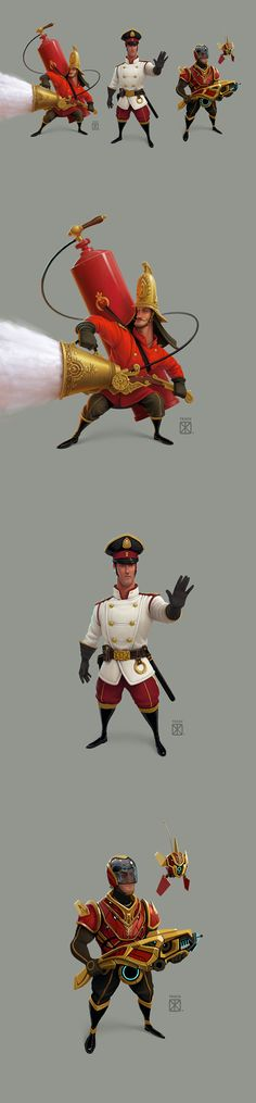 Amizon, Персонаж © ЕвгенийТкач