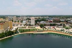 Lakeland, Florida - Home of Southeastern University :) Florida Travel, Florida Home, Places Ive Been, Places To Go, Attractions In Orlando, Lakeland Florida, Beach Town, Sunshine State, Central Florida