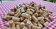 A Very Corky Christmas  It's all about corks today at The Homeless Finch. I have this mountain of wine bottle corks. No I did not drink all...