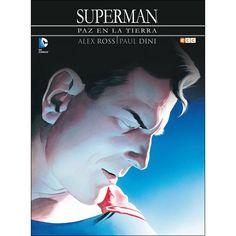 Superman: paz en la tierra (Tapa dura) · Libros · El Corte Inglés