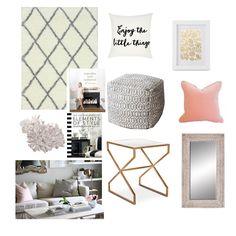 Oh My Dear blog living room source list