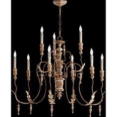 Quorum Salento 9-Light Candle-Style Chandelier & Reviews | Wayfair