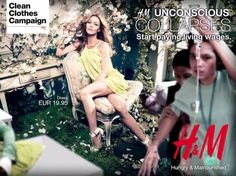 "H & M Conscious Leaves Workers ""Unconscious"" Says Sweatshop Group  by Jasmin Malik Chua, 03/25/13"