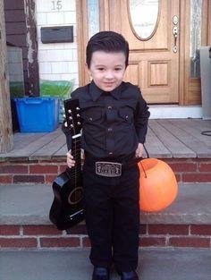 Little Johnny Cash!