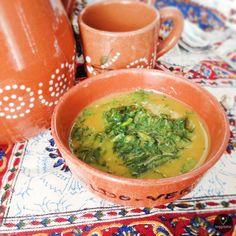 Caldo Verde com Cenoura | Caldo Verde with Carrot (Portuguese Green Soup) | -- Visit Site for Recipe --