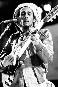 Legend, Bob Marley...