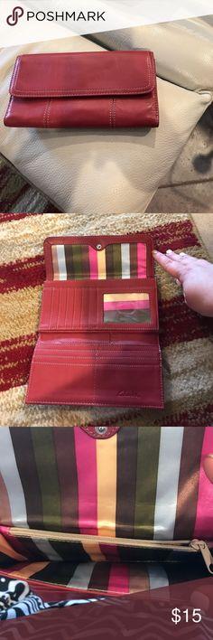 Clark's wallet Clark