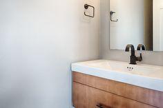 Bathroom // Design by 303 Development Custom Homes, Denver, Vanity, King, Bathroom, Design, Dressing Tables, Washroom, Powder Room