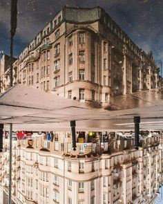 Warsaw reflection