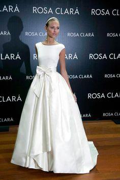 adorable Rosa Clara gown