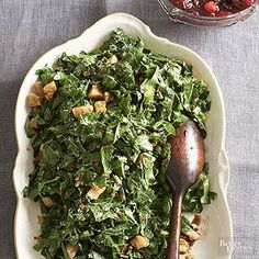 Savory Collard Greens from @BHG