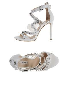 I found this great GUESS Sandals on yoox.com. Click on the image above to get a coupon code for Free Standard Shipping on your next order. #yoox