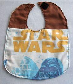 Star Wars Baby Bib