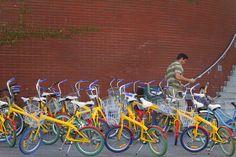 Google Bikes!