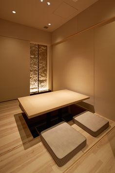 Japanese Modern House, Japanese Interior, Interior Lighting, Lighting Design, Japan Apartment, Washitsu, Tatami Room, Japan Design, Restaurant Interior Design
