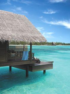 Shangri-La, Maldives. http://www.adelto.co.uk/the-luxurious-shangri-las-villingili-resort-and-spa-maldives/