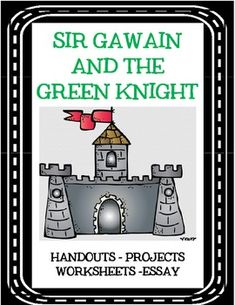 an analysis of sir gawain and the green knight a medieval romance The chivalric gawain carleigh leffert university of south florida in sir gawain and the green knight, sir gawain, a model of a chivalrous while the medieval romance authors created their own idealized system of chivalry.